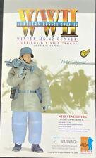 DRAGON Models 1/6 WWII Alder Ingomar Winter MG-42 Gunner Northern Russia #70474