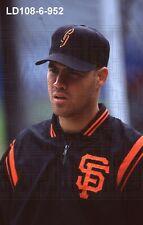Ramon Martinez - 2001 San Francisco Giants - 35mm color slide - LD108-6-952