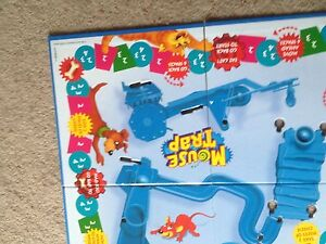 Mousetrap Game Playing Board. Genuine Hasbro Games Part.