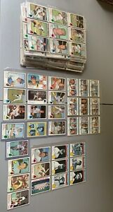 1973 Topps Baseball COMPLETE Set Great Condition 660 Cards READ DESCRIPTION