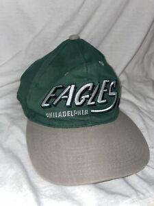 Vintage NFL Philadelphia Eagles Hat Snapback Team NFL