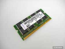 1gb lenovo 31p9834 cl2, 5 RDA pc2700 333mhz SODIMM RAM para ThinkPad, 40y8400