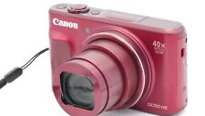 CANON POWERSHOT SX720 HS compact 20.3 Mpx Zoom x40 WIFI FULL HD f/3.3–6.9 RED