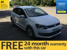 Polo 3 Doors 25,000 to 49,999 miles Vehicle Mileage Cars