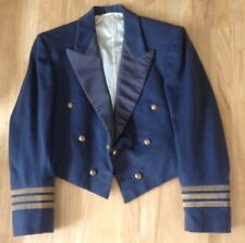 Vintage RAF Mess Dress Jacket, With Stripes, Moss Bros, Excellent Condition