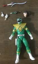 power rangers lightning collection Fighting Spirit Green Ranger