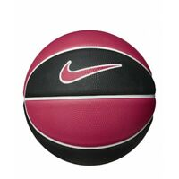 Nike Basketball Skills Black Red Size 3 Youths Kids