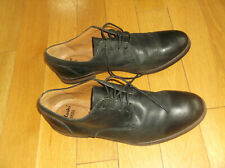 CLARKS MEN'S BLACK LACE-UP SHOES, SIZE UK 10G, EUR 44.5M