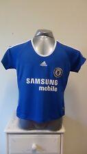 Women's Chelsea Home Football Shirt Jersey 2006-2008 Size 16