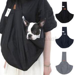 Pet Dog Cat Breathable Front Carrier Shoulder  Sling Padded Strap Tote