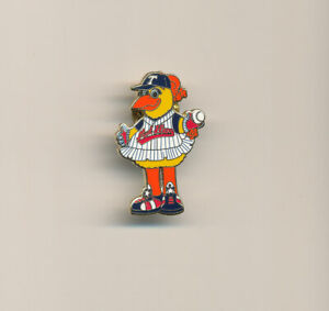 Toledo Mud Hens Mascot Standing AAA Minor League Baseball Pin