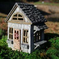 Fairy Garden Gnome, Hobbit Fairies Willow Ridge House Cottage NIB