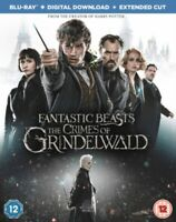 Neuf Fantastique Bêtes 2 - The Crimes De Grindelwald Blu-Ray (1000738660)