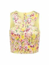 Forever New Floral Crop Tops for Women