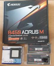 Aufrüstkit AMD Ryzen 5 3600 AM4, Gigabyte MB u. 16 GB G.Skill Aegis 3200