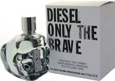 Diesel Only The Brave Pour Homme By Diesel 2.5 OZ Edt Spray  TST For Men