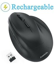 Ergonomic Mouse, Large Vertical Wireless Mouse