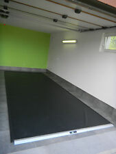 Garagenmatte Garmat HS small (475 x 225 cm) - Auspacken, Aufrollen, Drauffahren