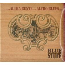 CD Blue Stuff- altra gente altro blues 8033481240254