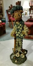 Boyds Bears & Friends The Folkstone Collection #2838 Ziggy.The Duffer
