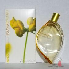 Summer by Kenzo 0.85 oz EDP 25 ml Women Eau de Parfum Hard to Find!