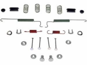 For 2012-2016 Chevrolet Sonic Drum Brake Hardware Kit Rear Dorman 33463BN 2013