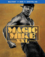 Magic Mike XXL (Blu-ray/DVD, 2015, 2-Disc Set)