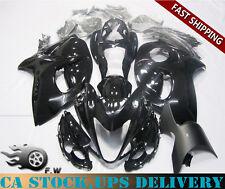 Full fairing kit bodywork Glossy Black For SUZUKI Hayabusa GSXR 1300 2008-2013