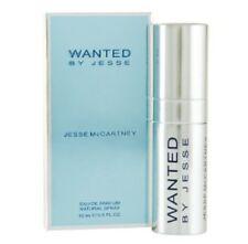 Wanted Jesse McCartney Eau De Parfum Toilette .5 Oz Spray Perfume Floral Flirt