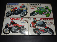 TAMIYA, Aoshima 1/12 FORMULE 111 Moto Modèle Kit collection.