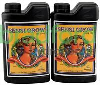 Sensi Grow A B 1 Litre PH Perfect Advanced Nutrients 1L Grow Feed NFT