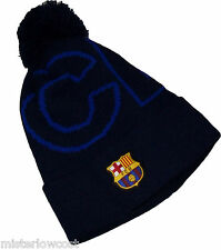 Bonnet barça - Collection officielle FC BARCELONE Liga Barcelona Logo maillot