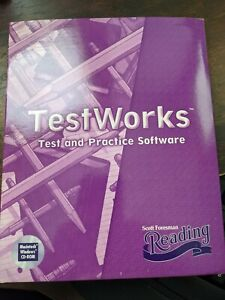 TestWorks - Test and Practice Software - Grade 5 (Scott Foresman Reading)