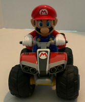 Carrera RC Nintendo Mario Kart 8  Super Mario Bros 4 wheeler NO REMOTE CONTROL E