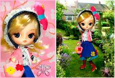 Free Shipping ! Frara Dal Doll D-851 NEW Jun Planning Furara