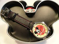 Disney Mickey Mouse 50 years anniversary collectible watch, New/ Box/ Warranty