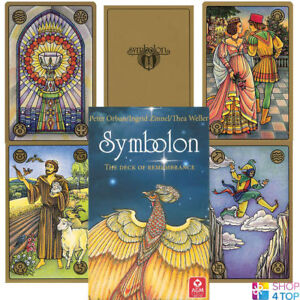 SYMBOLON STANDARD TAROT DECK CARDS ESOTERIC FORTUNE TELLING AGM NEW