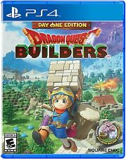 PLAYSTATION 4 DRAGON QUEST BUILDERS DAY ONE EDITION BRAND NEW PS4 FREE SHIPPING!
