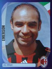 Panini 22 Emerson AC Milan UEFA CL 2007/08