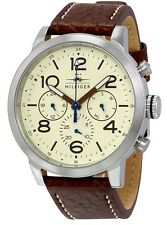 Tommy Hilfiger Jake Chronograph Leather Mens Watch 1791230