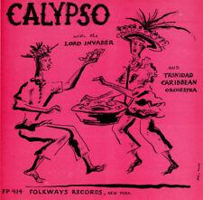CD de musique calypso lordi