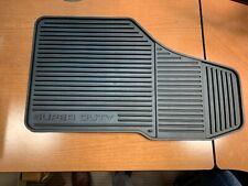 Ford Floor Mats 6C3Z-2513086-C Rubber 2 Piece Set