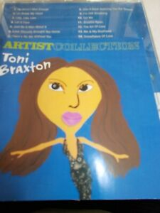 TONI BRAXTON - ARTIST COLLECTION - OZ 14 TRK CD - VERY CLEAN