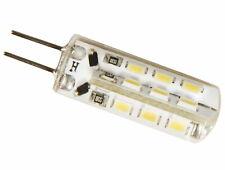 LED Mini G4 12V Leuchtmittel Stiftsockel Stift Lampe 120lm 360° - warmweiß 3000K
