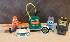 Lego Duplo Disney Pixar Planes Fire & Rescue Figures: Dusty, Chug, And More