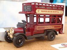 Oxford Diecast B73, Manor House, AEC bus, 1:76