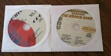 2 CDG LOT COUNTRY KARAOKE MUSIC HITS LADY ANTEBELLUM & ZAC BROWN BAND CD+G 39.99