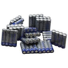 60-pcs NEW 1.5V BlueDot Alkaline AAA Batteries LR03 Blue+Grey ~FREE SHIPPING USA