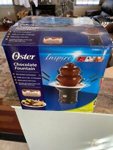 Oster Chocolate Fountain Oster Home Party Fountain  Wedding Fountain Graduation