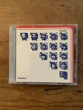 Family Fearless 1997 UK CD Remastered